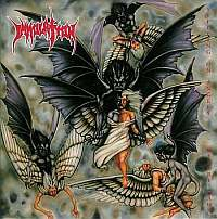 Immolation-Stepping on Angels... Before Dawn
