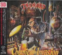 Tankard - Chemical Invasion+The Morning After (Japanese reissue 2008) flac cd cover flac