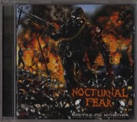 Nocturnal Fear-Metal of Honor