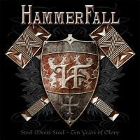 Hammerfall-Steel Meets Steel - Ten Years Of Glory (Compilation) (2CD)