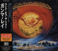Gamma Ray-Land Of The Free (Japan)