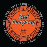Bad Company-Live In Concert 1977 & 1979