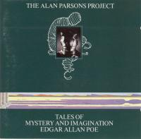 The Alan Parsons Project-Tales Of Mystery And Imagination (W. Germany reissue 1987)
