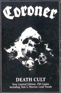 Coroner-Death Cult