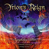 Orion's Reign-Symphony Of War (ep)