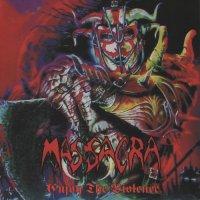 Massacra-Enjoy The Violence (Re-Issue 2007)