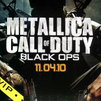 Metallica - Call Of Duty Black Ops (Bootleg) mp3