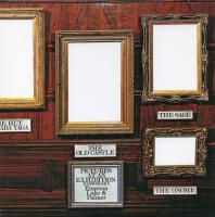 Emerson Lake & Palmer-Pictures At An Exhibition (Japanese reissue \'08, K2HD Mastering)