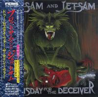 Flotsam And Jetsam-Doomsday For The Deceiver (Japan Ed. 1992)