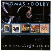 Thomas Dolby-Original Album Series (Reissue Box Set)