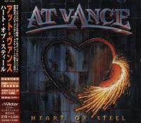 At Vance-Heart Of Steel (Japanese Edition)