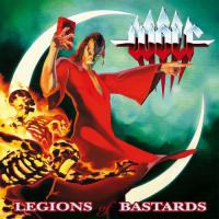 Wolf-Legions Of Bastards (Limited Edition)
