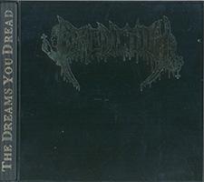 Benediction-The Dreams You Dread (Black Box 1st Press)