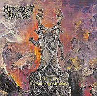 Malevolent Creation-The Ten Commandments (First US edition)