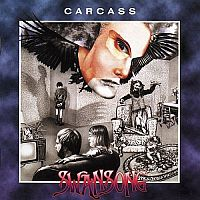 Carcass - Swansong (First japanese edition) flac cd cover flac