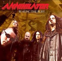 Annihilator-Waking The Fury