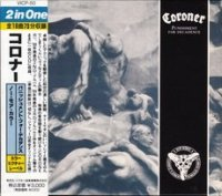 Coroner-Punishment For Decadence & No More Color (Japan)