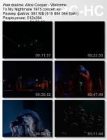 Alice Cooper-Welcome To My Nightmare (DVDRip )