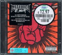 Metallica-St. Anger