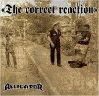 Alligator-The Сorrect Кeaction