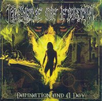 Cradle Of Filth - Damnation And A Day flac cd cover flac