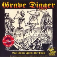 Grave Digger-Lost Tunes From The Vault (Compilation)