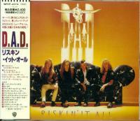 D-A-D-Riskin\' It All (Japanese press)