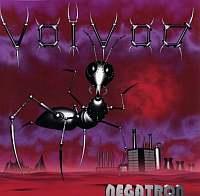 Voivod-Negatron (Japan)