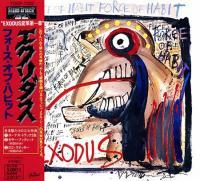 Exodus-Force Of Habit (Japan Ed.)