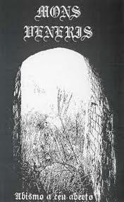 Mons Veneris-Abismo A Céu Aberto