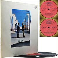 Pink Floyd - Wish You Were Here (Russian Vinyl) flac cd cover flac