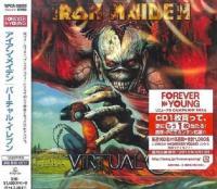Iron Maiden-Virtual XI (Japanese Edition)