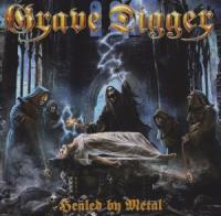 Grave Digger-Healed By Metal (Japan)