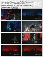 Nirvana-Live At The Paramount (BDRip HD 720p )