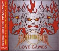 Sex Machineguns-Love Games