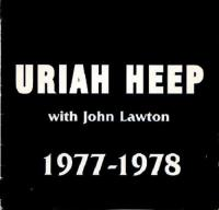 Uriah Heep-Uriah Heep with John Lawton 1977-78