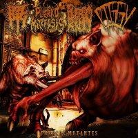 Brutal Pig & Piggy & Puerkomorfosis & Puerco Rancio-Puercos Mutantes [Split]