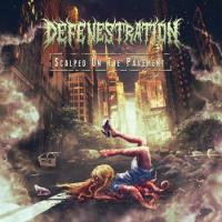 Defenestration-Scalped on the Pavement