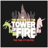 Tower Of Fire-This Time It\'s On Fire