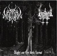 Infernal Hate / Lupus Nocturnus-Night on the Dark Forest (Split)