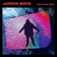 Junior Boys-Big Black Coat