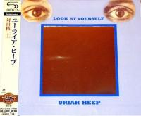 Uriah Heep-Look At Yourself (10-th japanese \'10)