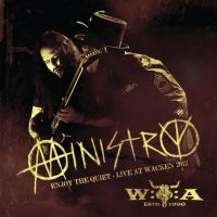 Ministry-Enjoy the Quiet - Live at Wacken 2012 [Deluxe Edition, 2CD]