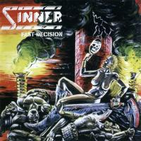Sinner-Fast Decision (Re-Issue 1989)