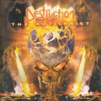 Destruction-The Antichrist (Japan)