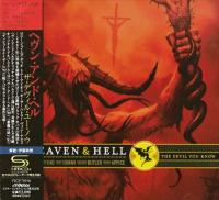 Heaven & Hell-The Devil You Know [Japan SHM-CD]
