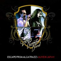 Graham Bonnet Band-Escape From Alcatrazz: Alive In Japan