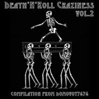 Various Artists-Death \'N\' Roll Craziness Vol.2 (Reissue)