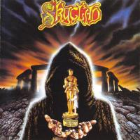 Skyclad-A Burnt Offering For The Bone Idol (GZ press)