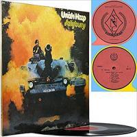 Uriah Heep-Salisbury [Russian Vinyl]